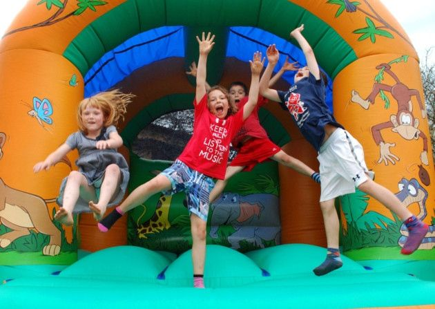 17 Best Images About Jumping Castles For Kids In Melbourne