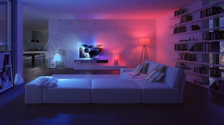 Dimmen, Lichtrezepte speichern, Wecker einrichten, Lichtroutinen festlegen: Die Philips Hue App ist die unangefochtene Steuerzentrale für Stehleuchten, Deckenlampen, LED-Strips und Ambiente-Strahler wie Hue Go. Tatsächlich steckt in dem smarten Lichtsystem aber noch viel mehr: Dritt-Apps erweitern den Funktionsumfang der funkgesteuerten Lampen, verknüpfen sie mit neuen Technologien und holen das Beste aus dem Hue-System heraus. Unsere fünf Insider-Tipps zu Apps für Philips Hue.