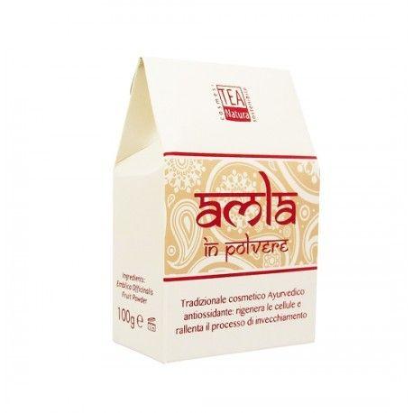 Amla in polvere Tea Natura (TEA11098), cosmetici per il corpo - Naturetica