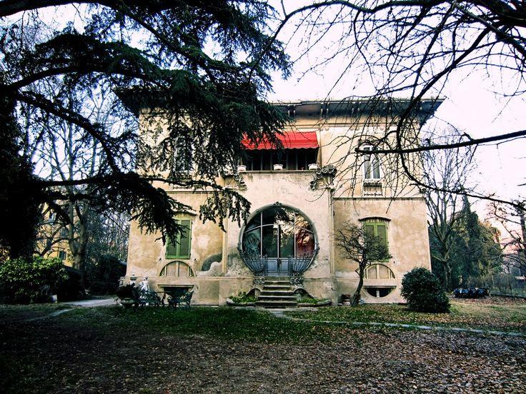 Villa Melchiorri in Ferrara, Italy