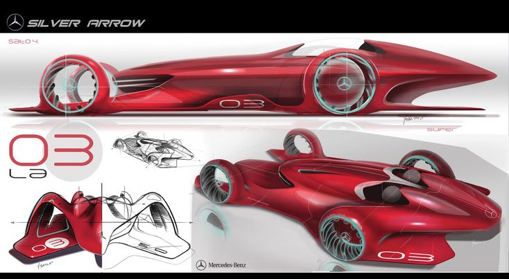 Mercedes Silver Arrow Parts Fitment And Validation