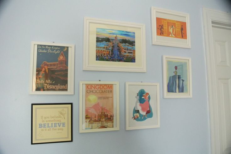17 best images about disney style design on pinterest for Disney office decor