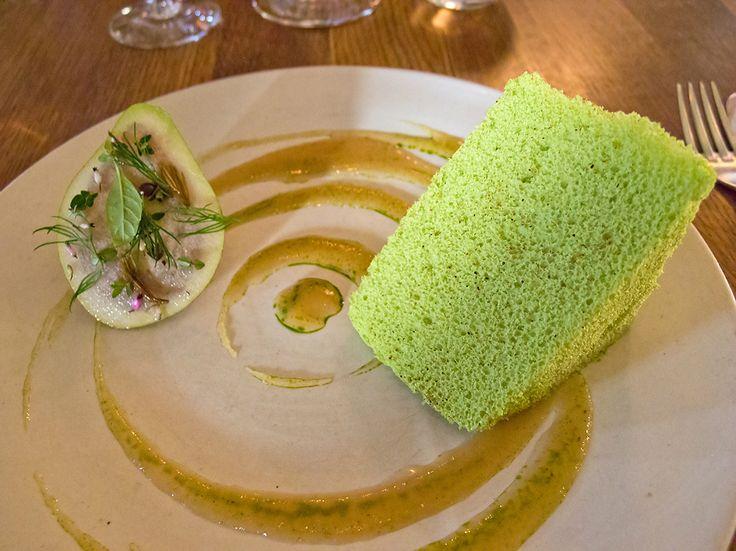 Noma: spons van dennennaalden of te wel Nederlands brood met dennennaalden