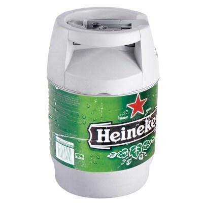 Fut de biere Heineken Beertender 4 L