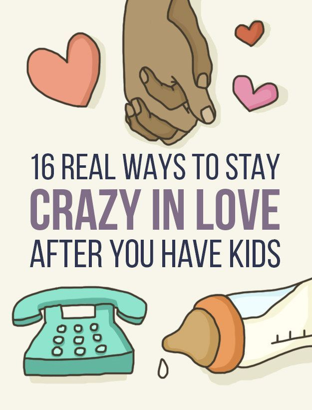 16 real ways to stay crazy in love after you have kids Check out more great tips at www.therapyconnected.com #couplesafterbaby #connectedcouples #parentinglittleones