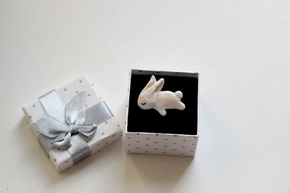 Pretty Rabbit от MeowMiuShop на Etsy
