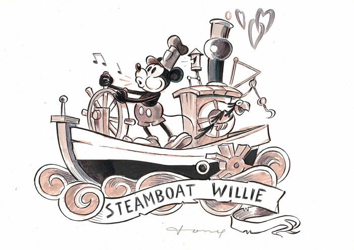 Best 25+ Steamboat willie ideas on Pinterest | Mickey ...