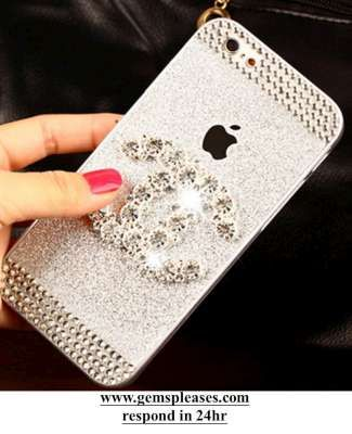 iphone 6 bling rhinestone crystal phone case cover