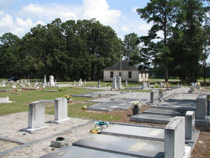 Bethel Primitive Baptist Church Cemetery, Blakely, GA