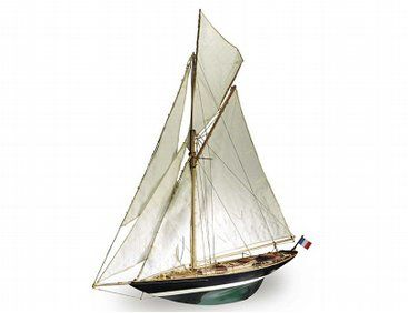 The Artesania Latina Pen Duick Wooden Ship Kit from the wooden ship model range. This wooden boat kit is highly realistic with many fine details.