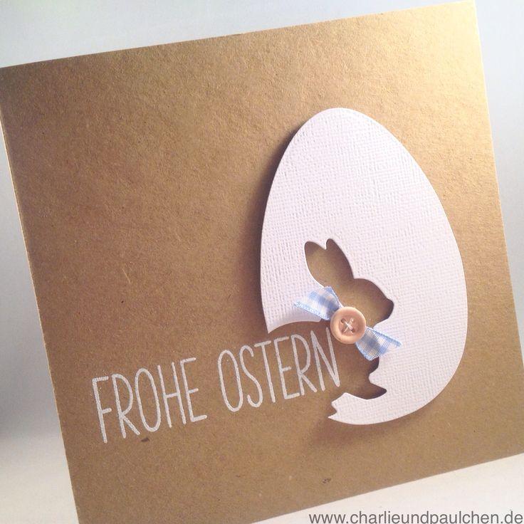 Es schüttet und stürmt ohne Ende.Ich habe beschlossen, dass jetzt bald Ostern kommt und damit endlich besseres Wetter.Hier kommt eine Osterk... (Diy Beauty)
