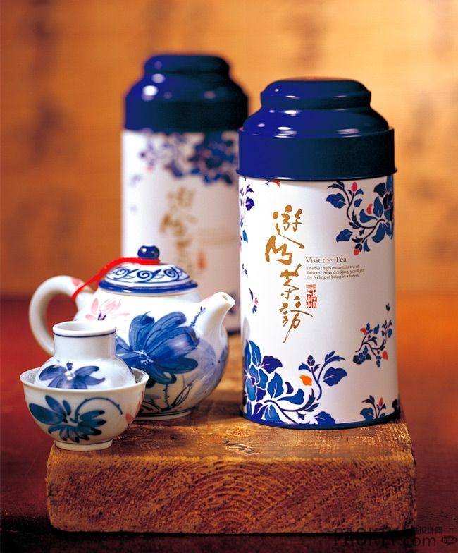 茶叶包装设计专辑2 - 食品包装设计 - 包装设计网
