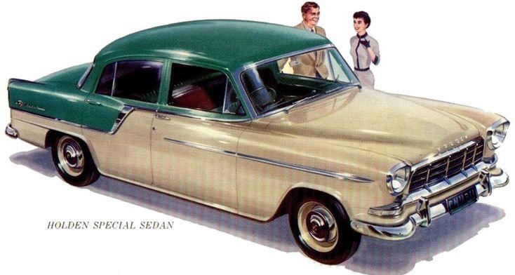 FC Holden Special Sedan