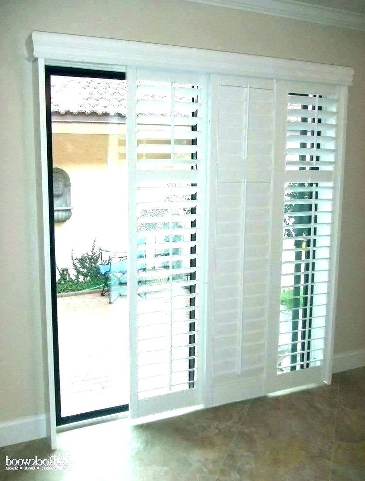 shutters for patio doors - auctioncoins.co | Interior ...