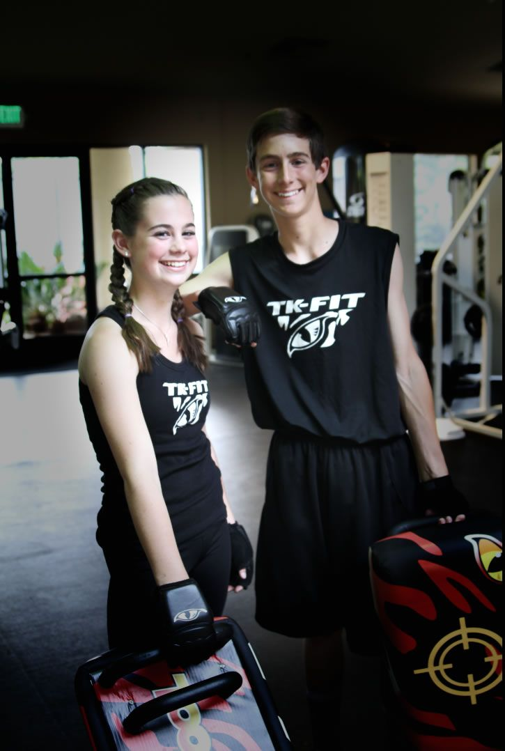Here is another great picture of a TK-Tag Team. They have stepped up and decided to work hard to be fit and in great shape! Want to start your road to fitness? Visit our Kickstarter campaign page today to learn more! https://www.kickstarter.com/projects/534500949/the-tk-tooltm?ref=discovery