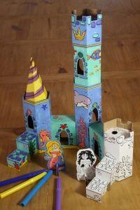 Calafant Mermaid Cove cardboard toy $19.99
