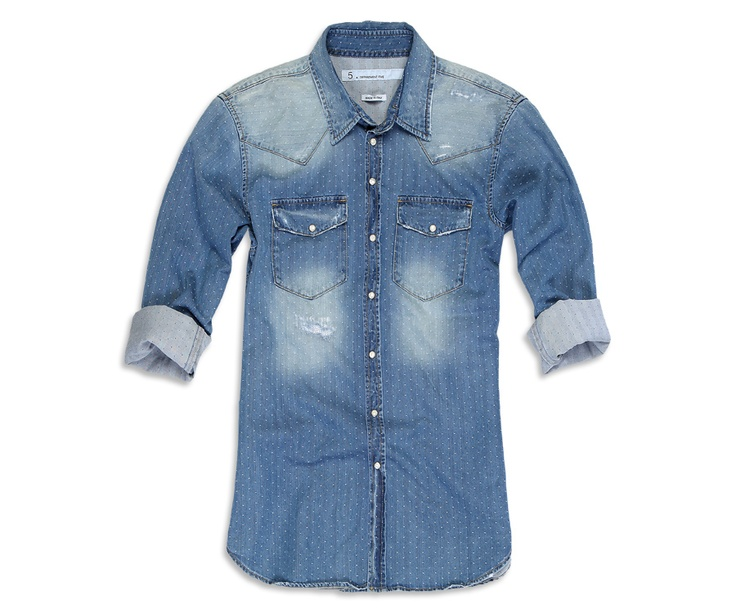 Camicia John - Department 5 - http://www.department5.com