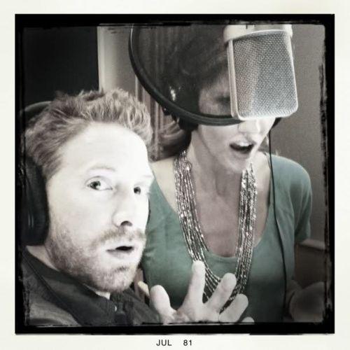 Joker and EDI (Seth Green and Tricia Helfer), Mass Effect