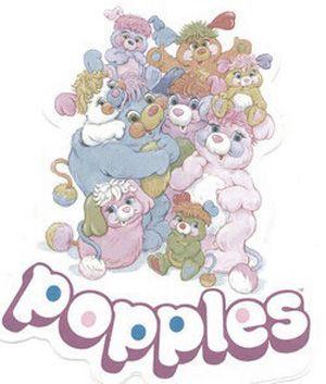 Popples...