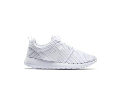 Nike Roshe One (PS) Chaussures de Running - Garçons - Noir (Nero (Black/Metallic Silver/White/White) Black/Metallic Silver/White/White) -30 UgAkJ