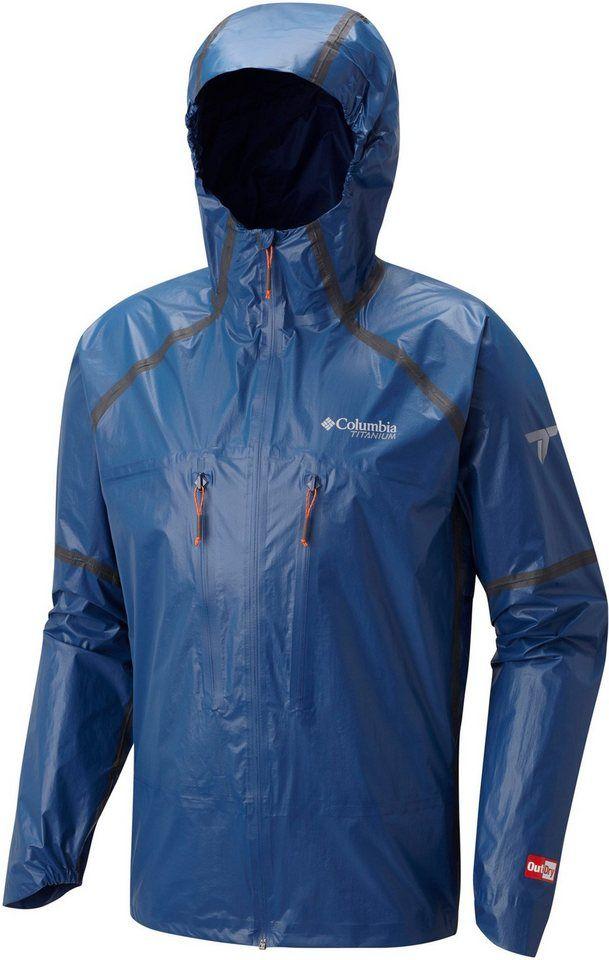 columbia sportswear pvc regenjacke jacke