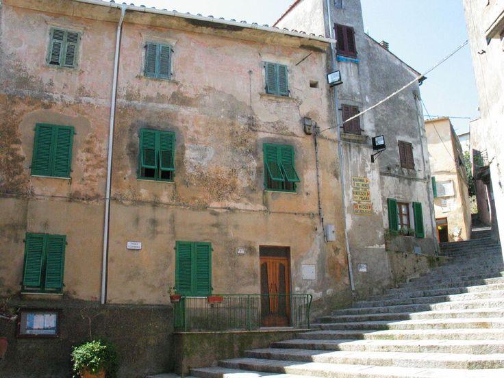 Picture of Italy : Elba island (Isola d'Elba) - Marciana