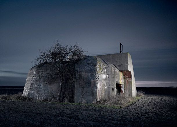 DESIGN FREE THURSDAY | WORLD WAR II BUNKERS.
