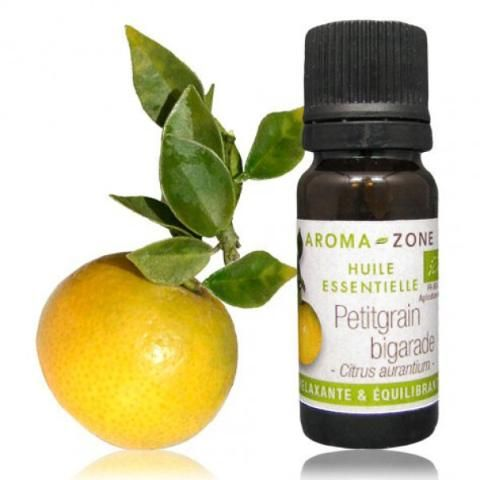 AZ Aceite Bio esencial de naranja  amarga Petitgrain 10ml