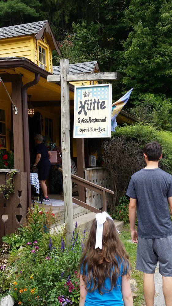 3. Hutte Restaurant, 1 Main Street Helvetia