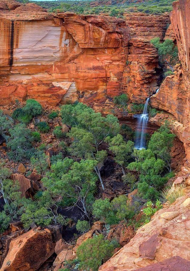 Kings Canyon, Northern Territory, Australia