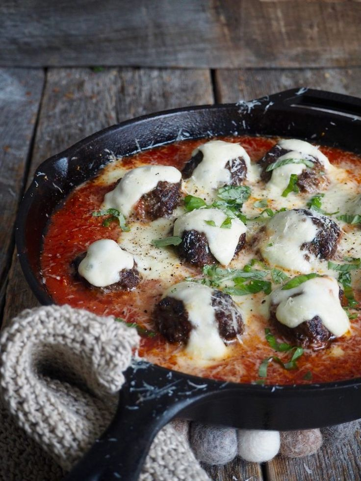 Italienske Kjottboller I Tomatsaus Mat Tomatsaus