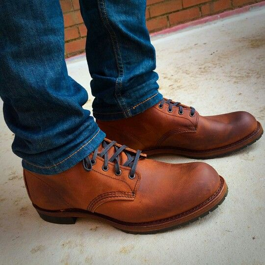 Red Wing Blacksmith Boots