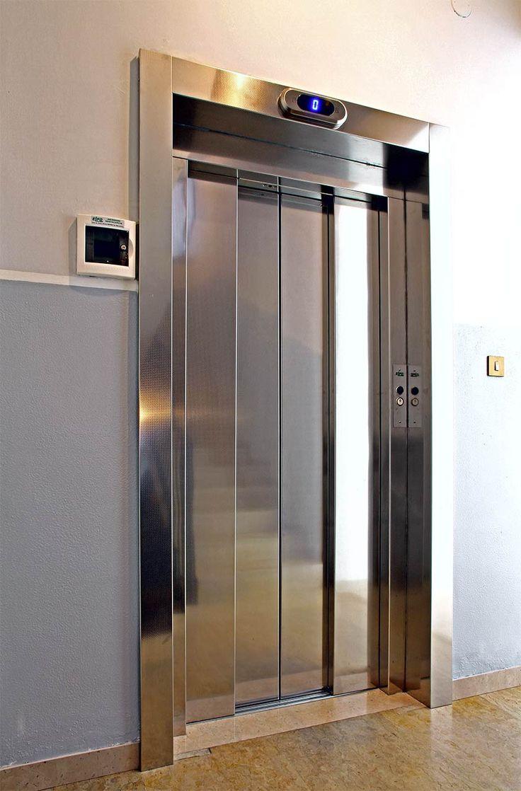 Stainless Steel Elevators : Migliori immagini su elevators equipped with wittur