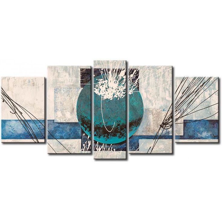 Cuadros pintados a mano es una decoración de la pared clásica. En galería artgeist proponemos una cara moderna de la pintura #cuadros #pintados #home #decor #decoraciones #cuadros #pintura #painting