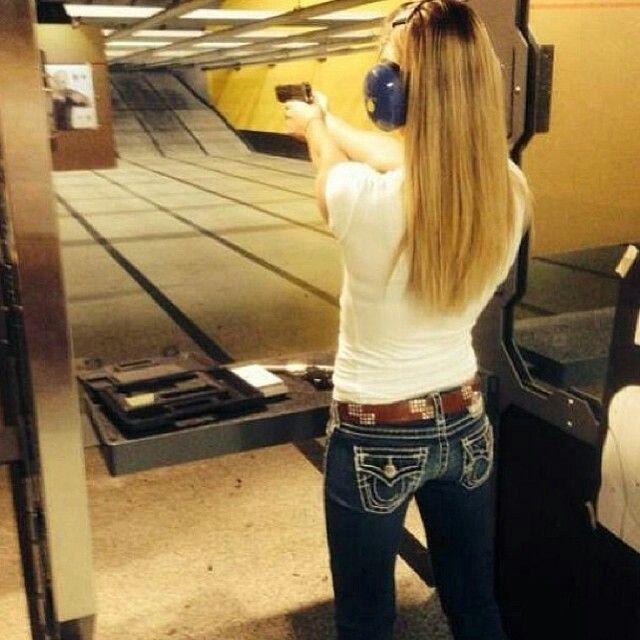 1000 images about gotta love girls amp guns amp bows amp knives