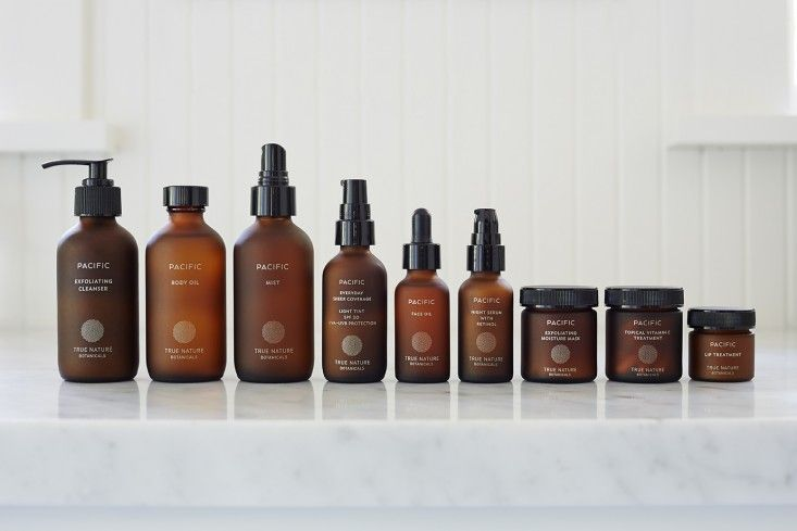 True Nature Botanicals Skin Care Line | Remodelista