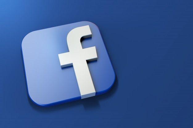 Facebook 3d Logo Vectors Photos And Psd Files Free Download In 2021 Icon Emoji Logo Background Vector Logo