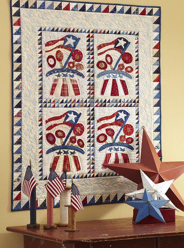 Best 25+ Old glory miniatures ideas on Pinterest | Patriotic ... : old glory quilt - Adamdwight.com