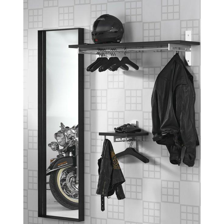 Hall - Scherlin spegel 7