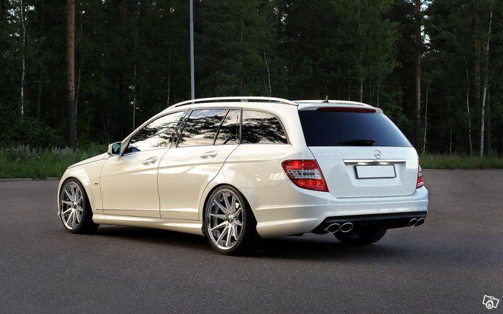 Rohana Rc10 Silver 19 Quot Mercedes C Klass W204 Projekt