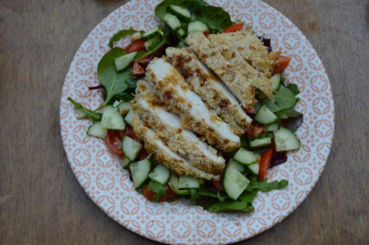 Healthy Chicken Salad By Grub Garden, YouTube