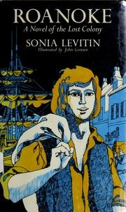 Cover of: Roanoke by Sonia Levitin