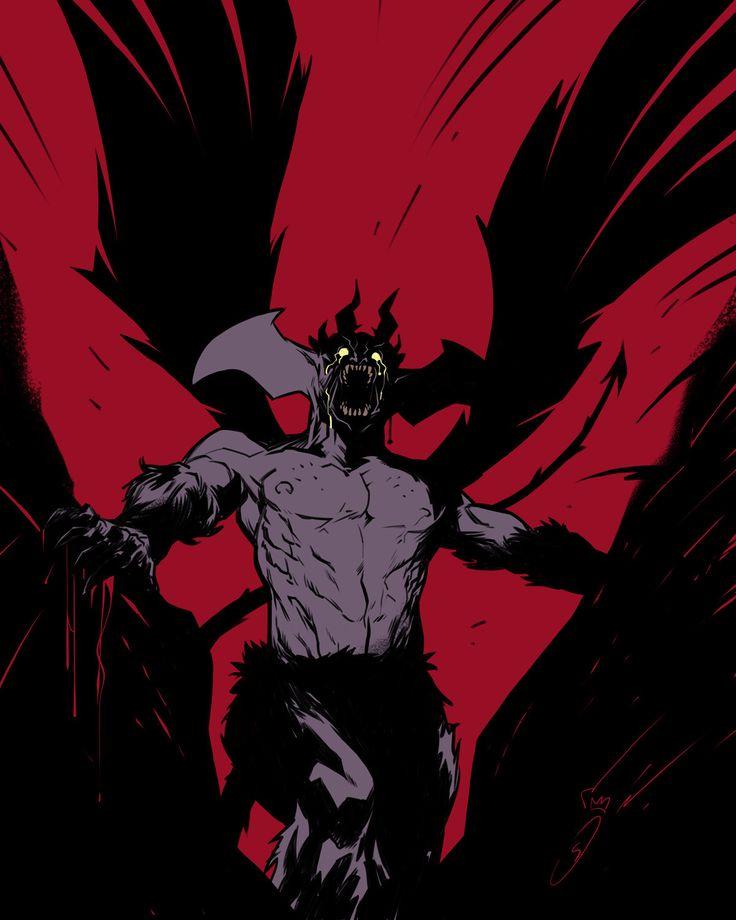 Art Devilman Laserrifle-magazine.tumblr.com