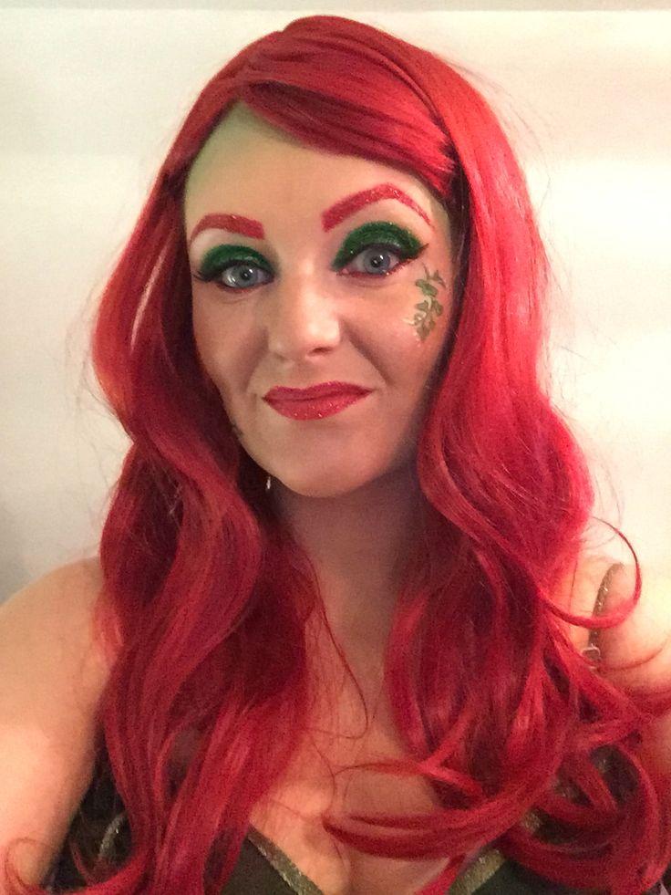 Poison Ivy Make-up