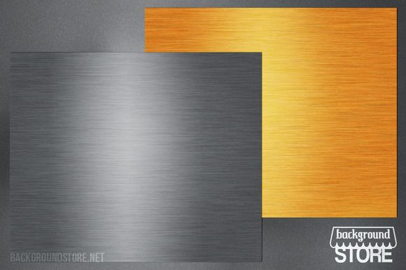 Check out Brushed Metal Texture by Background Store on Creative Market