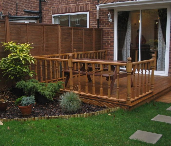 15+ Small U0026 Large Deck Ideas That Will Make Your Backyard Beautiful