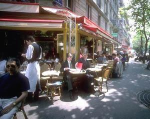 Activites sur le sujet: Au restaurant, a la terrasse d'un café ...