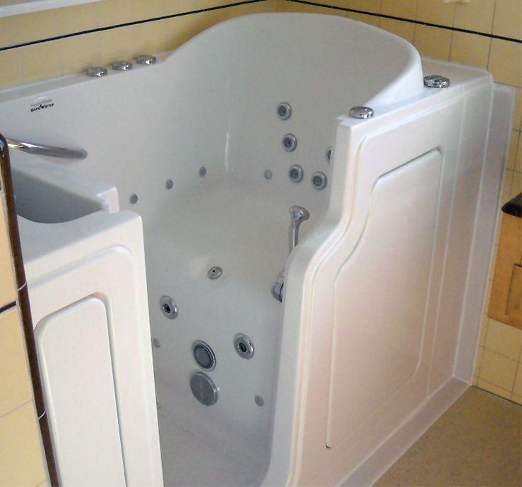 1000 Ideas About Walk In Bathtub On Pinterest Walk In Tubs Whirlpool Bath