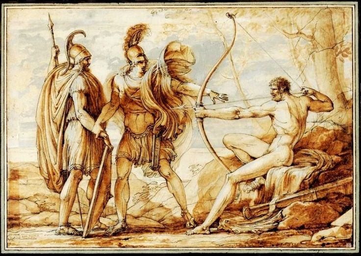 mythology achilles and hercules When hercules meets his trainer, the satyr philoctetes, also called phil, the argonauts have already made their voyage long ago, and in the same way other heroes, like odysseus, theseus, perseus and achilles, belong to the past.