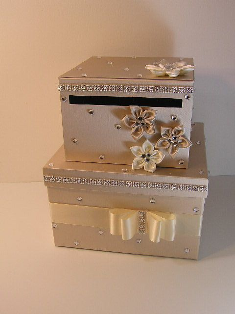 Wedding Card Box Gift Money By Bwithustudio On Etsy